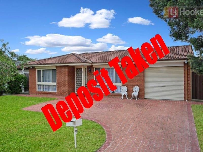 6 Stedham Grove, Oakhurst, NSW 2761
