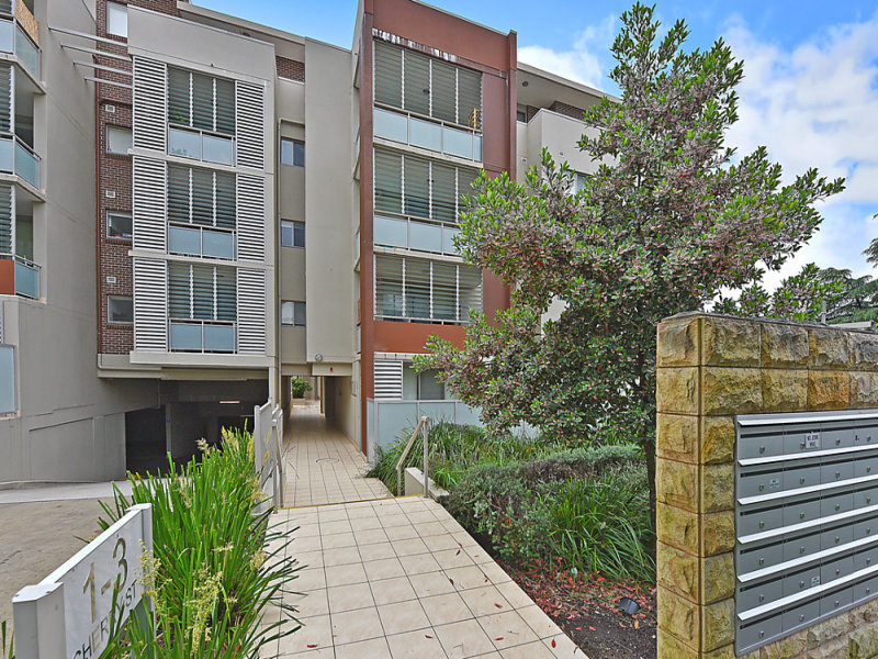 9/1-3 Cherry Street, Warrawee, NSW 2074