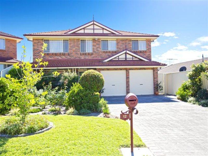 12 Bindee Close, Glenmore Park, NSW 2745