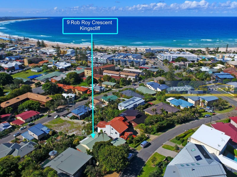 9 Rob Roy Crescent, Kingscliff, NSW 2487