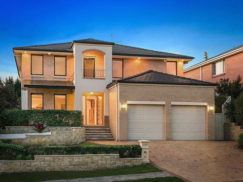 11 Brookfield Way, Castle Hill, NSW 2154