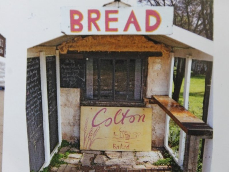 """""""Colton School House"""" & """"Bakery"""", Elliston, SA 5670"""