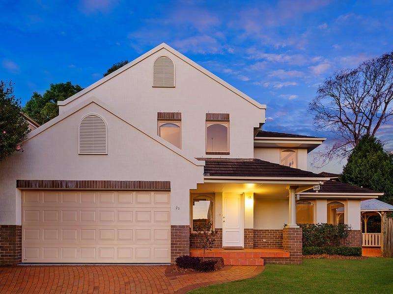 20 Arundel Way, Cherrybrook, NSW 2126