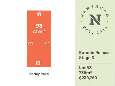 Lot 93 Darley Road, Mount Barker, SA 5251