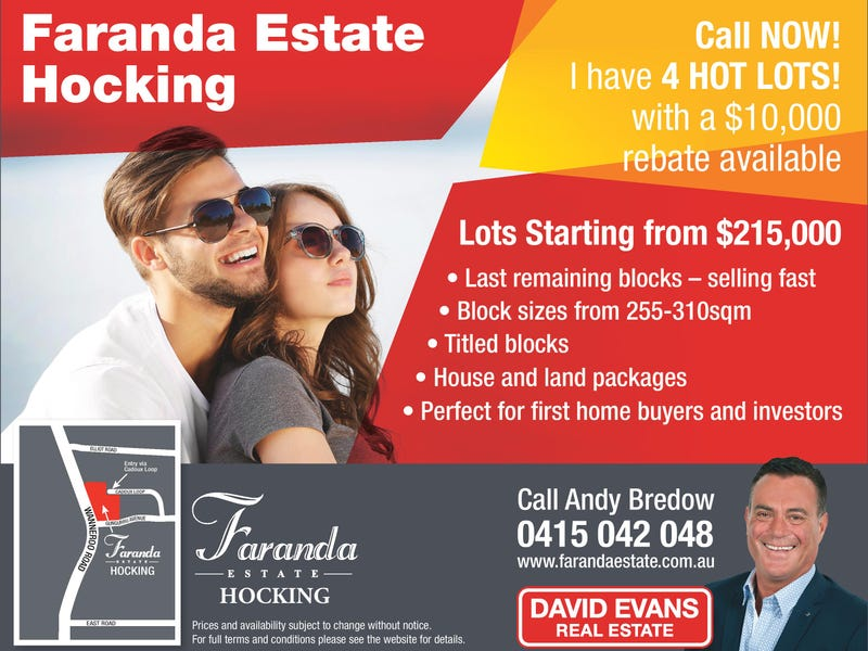 Lot 107 Faranda Estate, Hocking, WA 6065