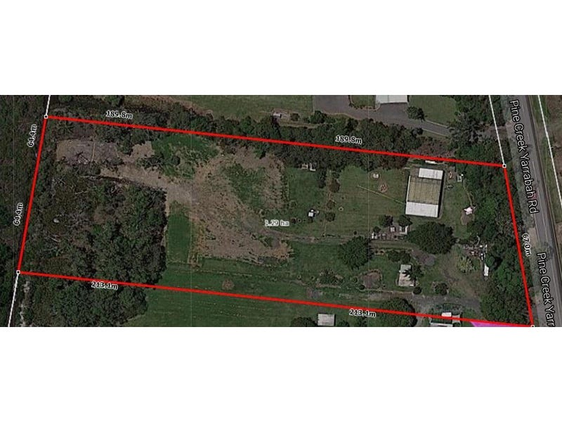 Lot 10 Pine Creek Road, East Trinity, Qld 4871