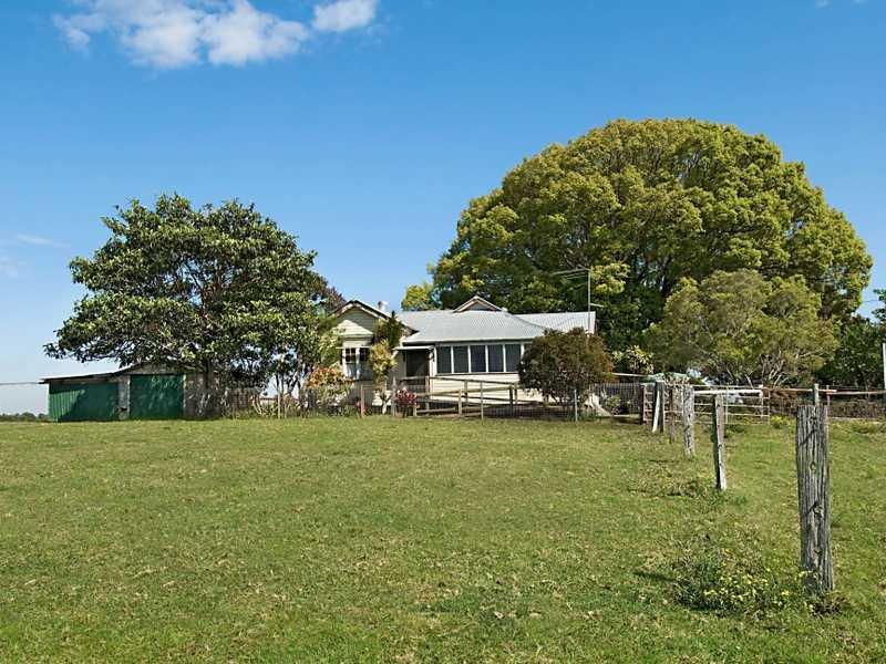 696 Tregeagle Rd, Tregeagle, NSW 2480