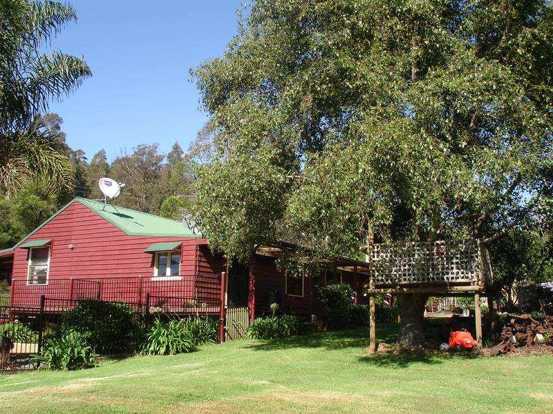 316 Ridge Rd, Central Tilba, NSW 2546