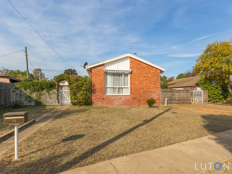 15 Carstensz Street, Griffith, ACT 2603