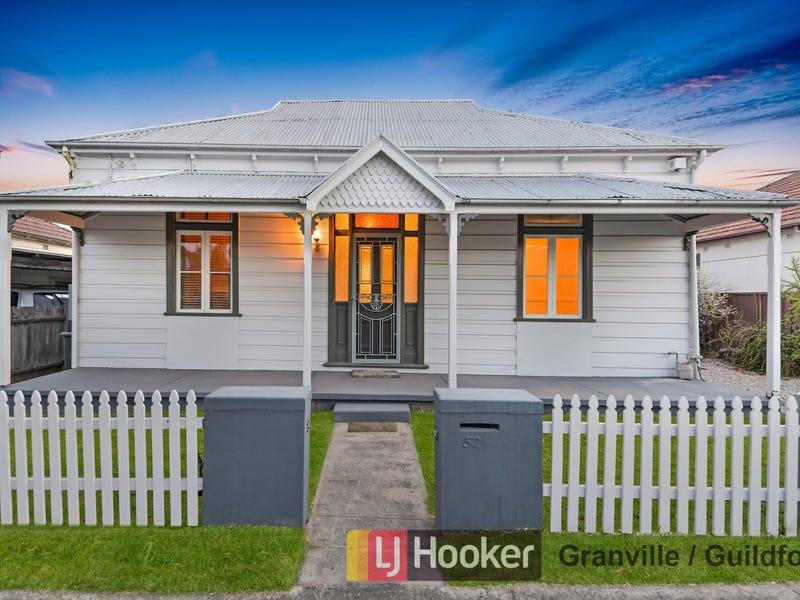 52 Sixth Street, Granville, NSW 2142