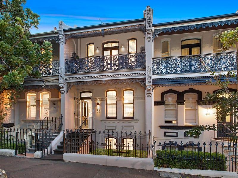 22 Suffolk Street, Paddington, NSW 2021