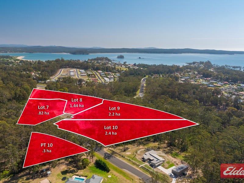 Lots 7 to 10 Crosby Drive, Sunshine Bay, NSW 2536