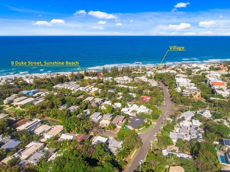 8 Duke Street, Sunshine Beach, Qld 4567