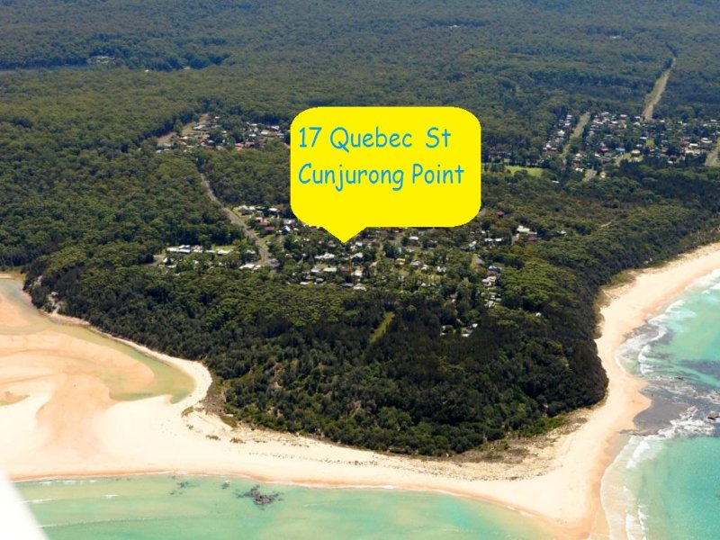 17 Quebec, Cunjurong Point, NSW 2539