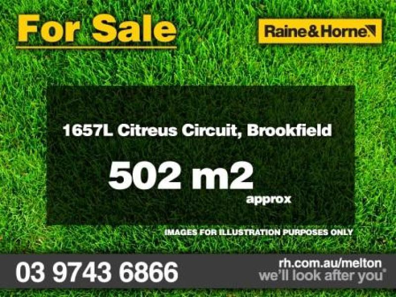 1657 Citreus Circuit, Brookfield, Vic 3338