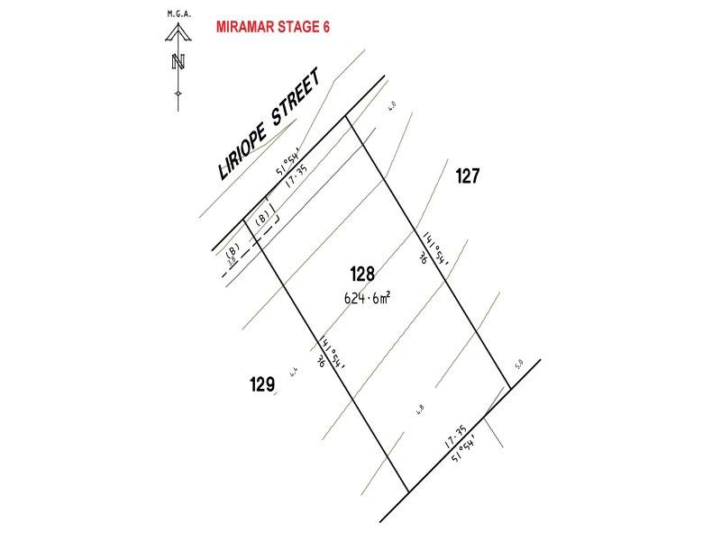 Lot 128 Miramar, Casuarina, NSW 2487