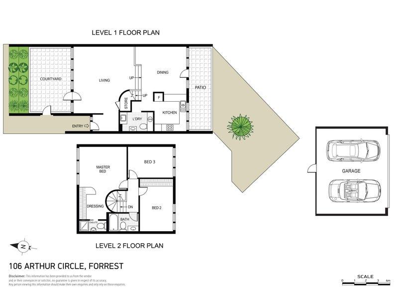 106 Arthur Circle, Forrest, ACT 2603