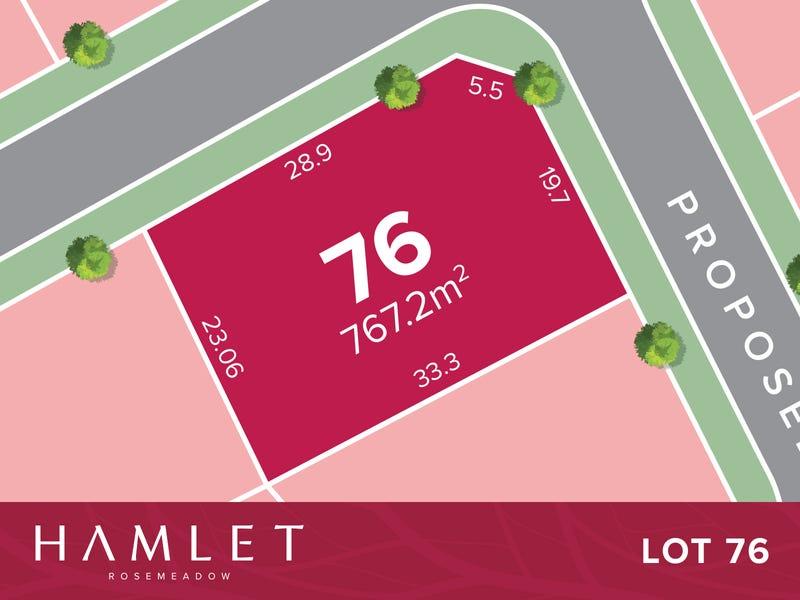 Lot 76 Land at Hamlet, Rosemeadow, NSW 2560