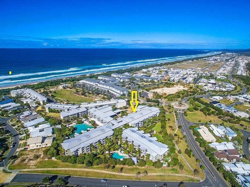 8308-09/1-25 Bells Boulevard, Kingscliff, NSW 2487