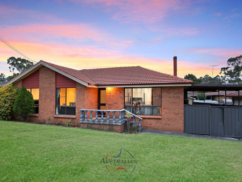 4 Kolodong Drive, Quakers Hill, NSW 2763