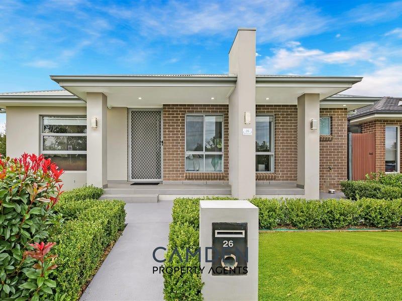 26 Walseley Cres, Gledswood Hills, NSW 2557