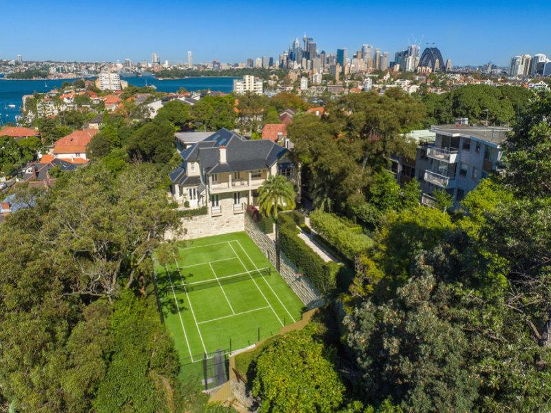 Neutral bay tennis