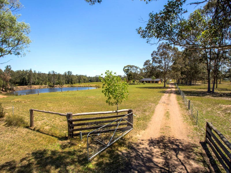 148 ROUGHIT LANE, Roughit, NSW 2330