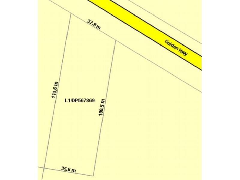 Lot 1 Golden Highway, Sandy Hollow, NSW 2333