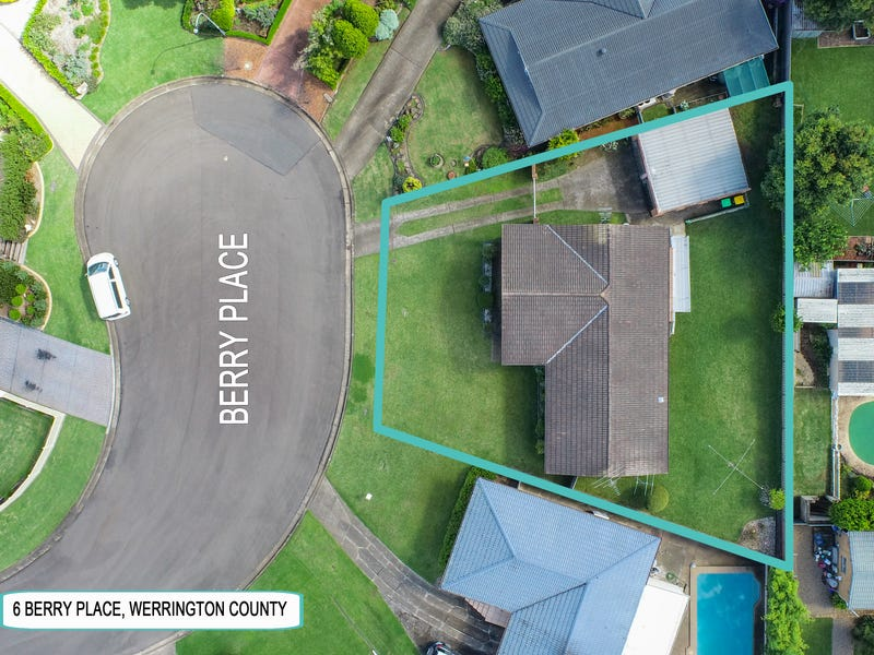 6 Berry Place, Werrington County, NSW 2747
