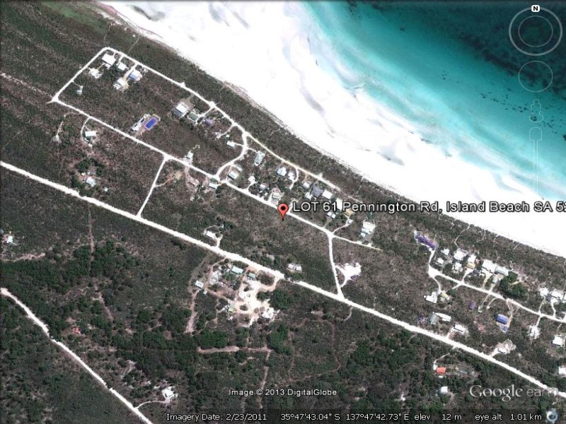 Lot 61, Pennington Road, Island Beach, SA 5222