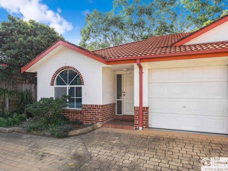 7/207-209 Old Windsor Road, Northmead, NSW 2152