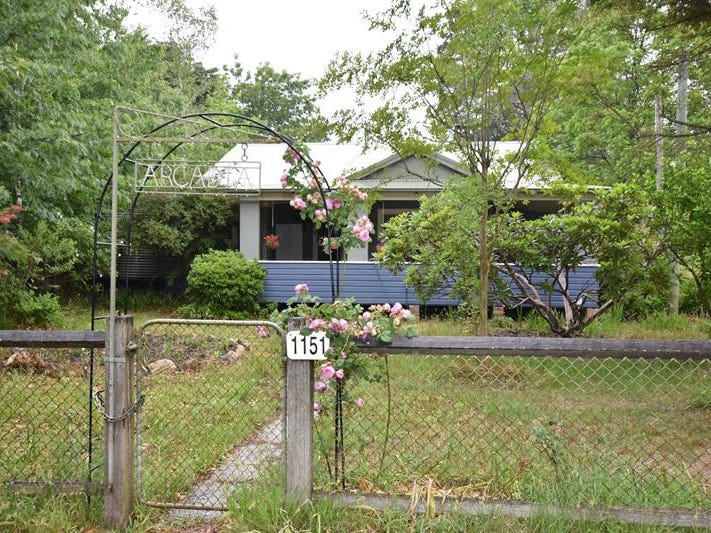 1151 Penrose Rd, Penrose