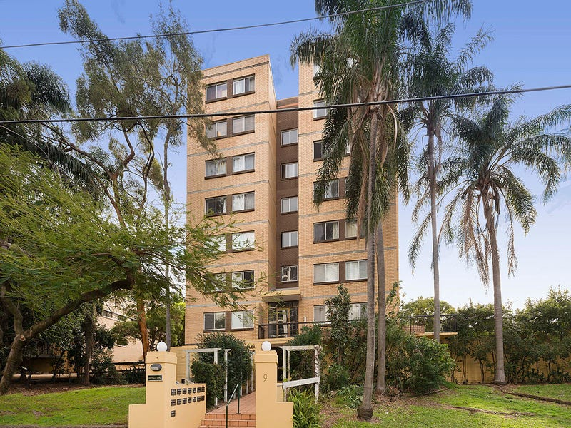 6/9 Dunmore Terrace, Auchenflower, Qld 4066