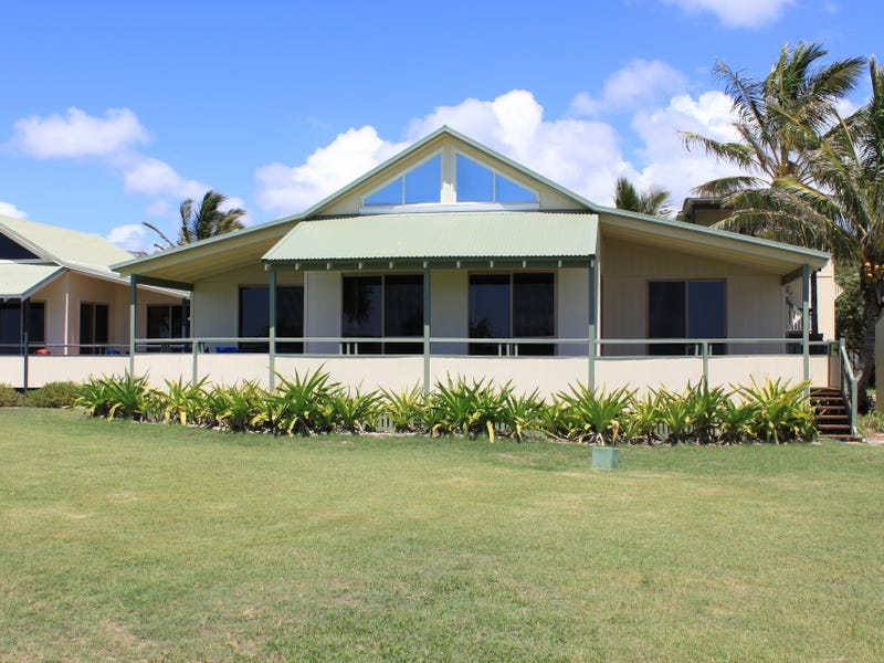 House 4 Williams Ave  EURONG, Fraser Island, Qld 4581