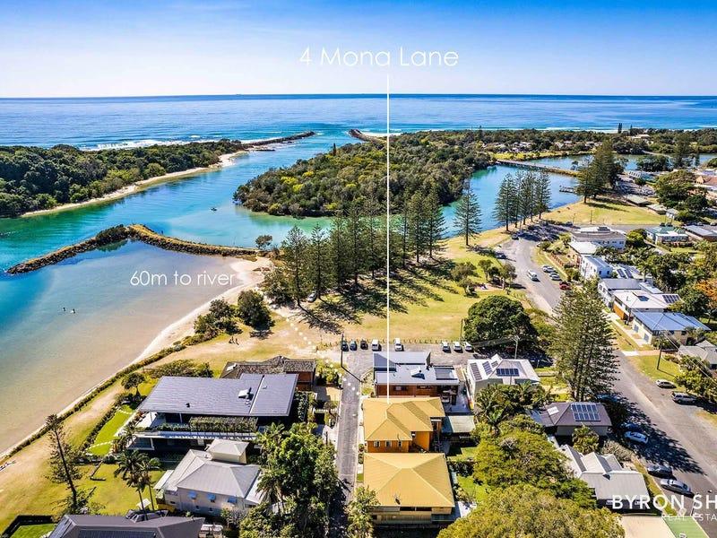 4 Mona Lane, Brunswick Heads, NSW 2483