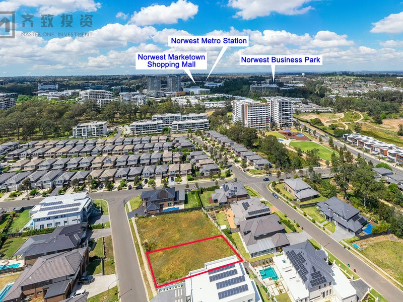 6  Walker Avenuea, Norwest, NSW 2153