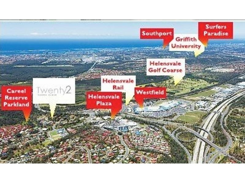 22 careel close helensvale qld 4212 property details - Griffith university gold coast swimming pool ...