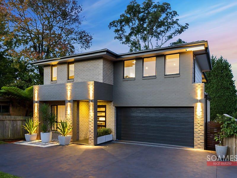 11B Mount Pleasant Avenue, Normanhurst, NSW 2076