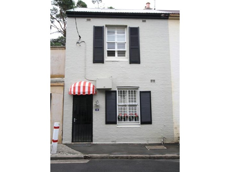 14 Mcgarvie street, Paddington