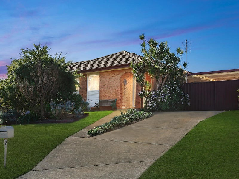 7 Alonso Close, Rosemeadow, NSW 2560