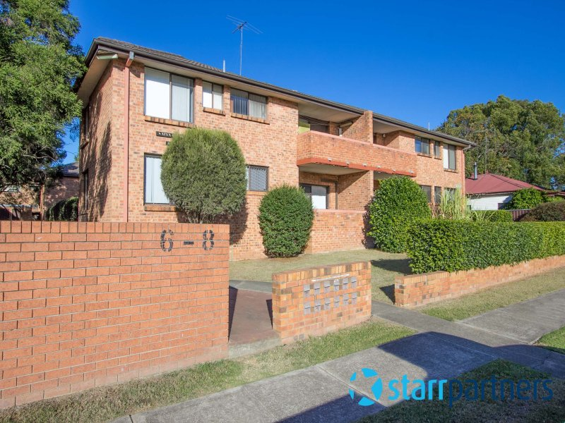 7/6-8 Parkes Avenue, Werrington, NSW 2747