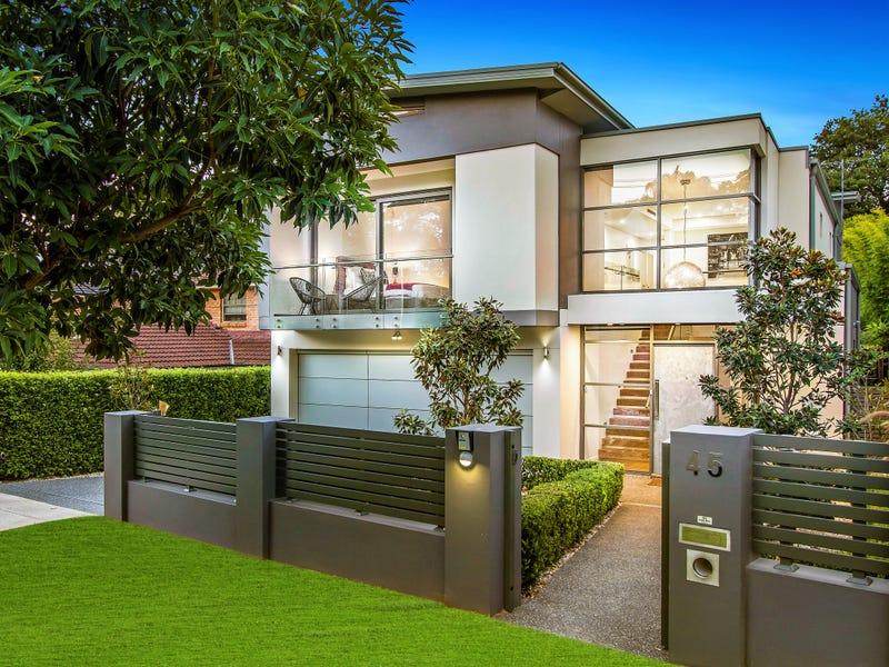 45 Douglas Street, Putney, NSW 2112
