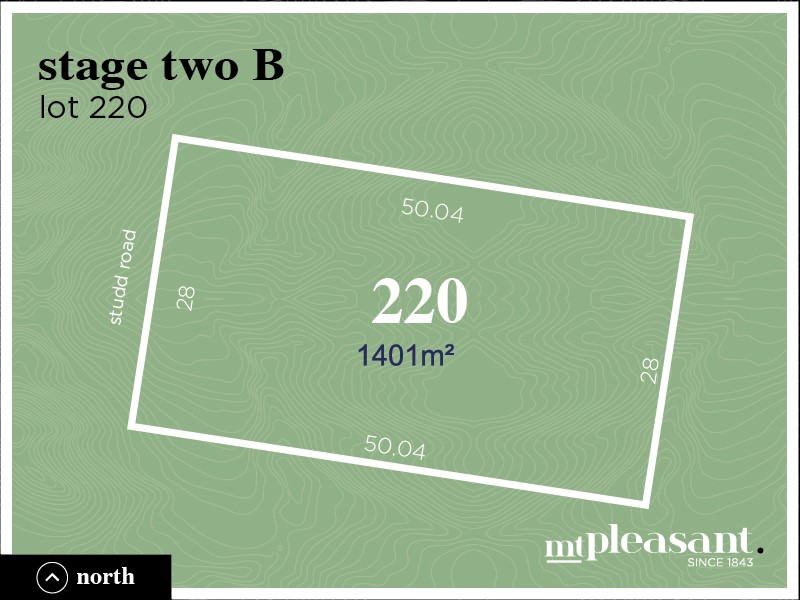 Lot 220, Studd Road, Pakenham, Vic 3810