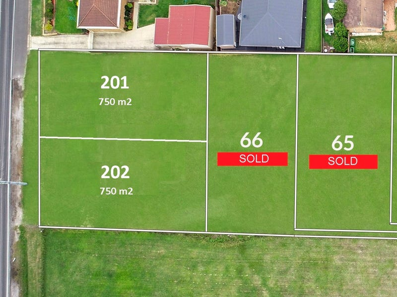 Proposed Lots at 121 King Road, Wilberforce, NSW 2756