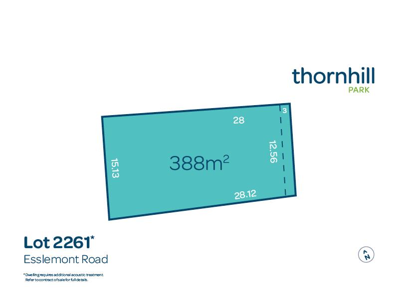Lot 2261, Esslemont Road, Rockbank, Vic 3335