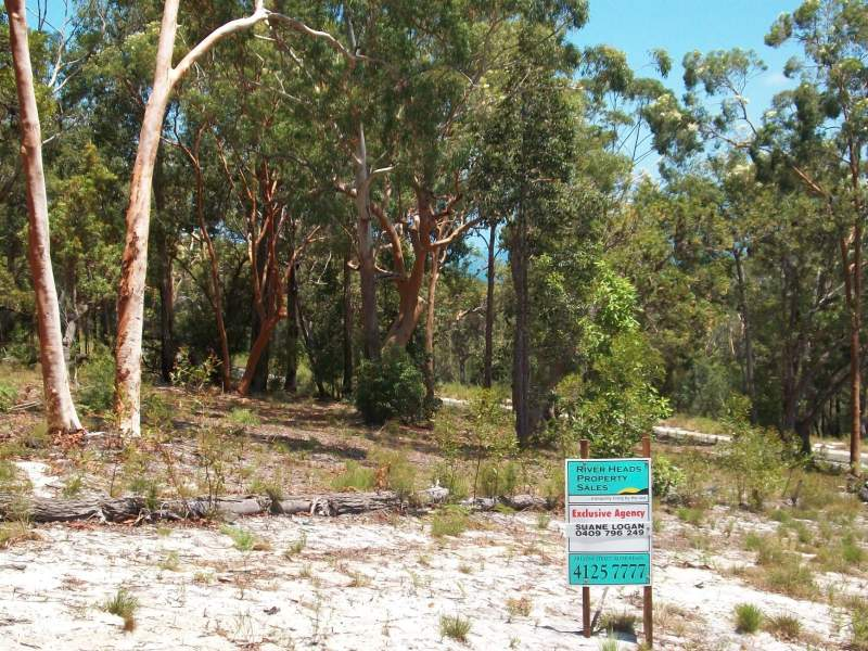 Lot 13, Eastern forest estate, Fraser Island, Qld 4581