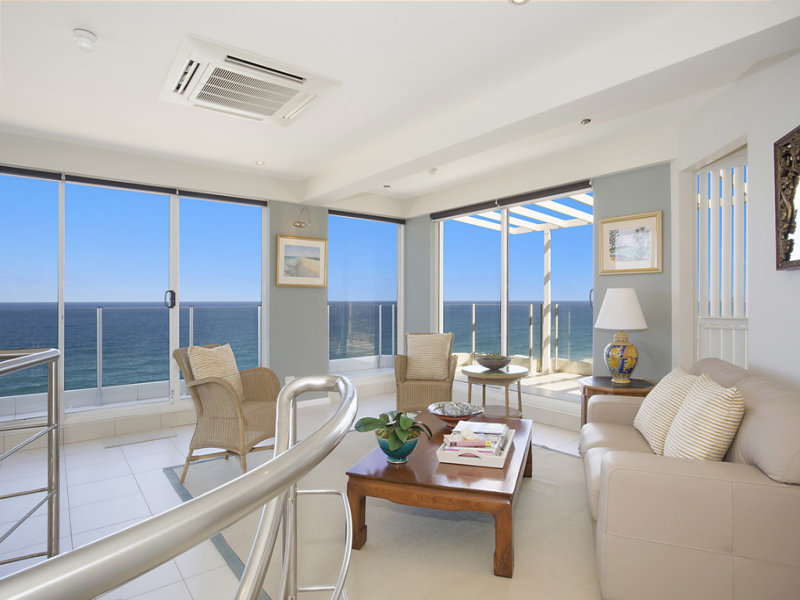 33/3-7 'The Dorchester' Garfield Terrace, Surfers Paradise, Qld 4217