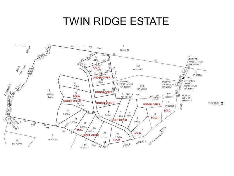 Lot 12 Twin Ridge Estate, Congarinni, NSW 2447