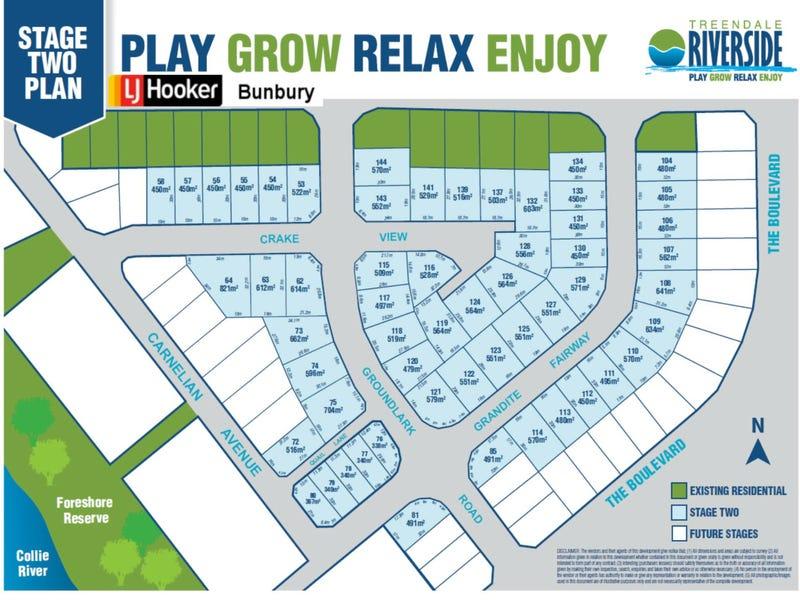 Proposed Lot 112 Grandite Fairway, Australind