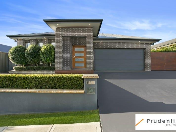 58 Explorer Street, Gregory Hills, NSW 2557